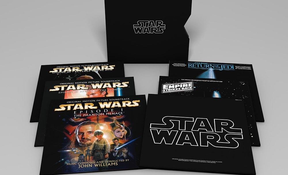 Bandas sonoras de Star Wars