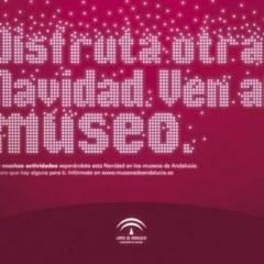 La Junta presenta las actividades culturales programadas en los museos para la Navidad