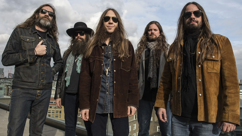 Cartel del Azkena Rock 2016, Blackberry Smoke