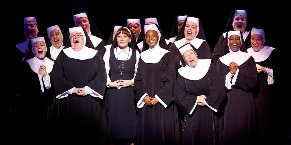 El musical Sister Act en Madrid en 2016