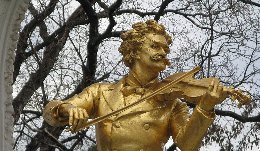 Gira Johann Strauss Gran Concierto de Año Nuevo