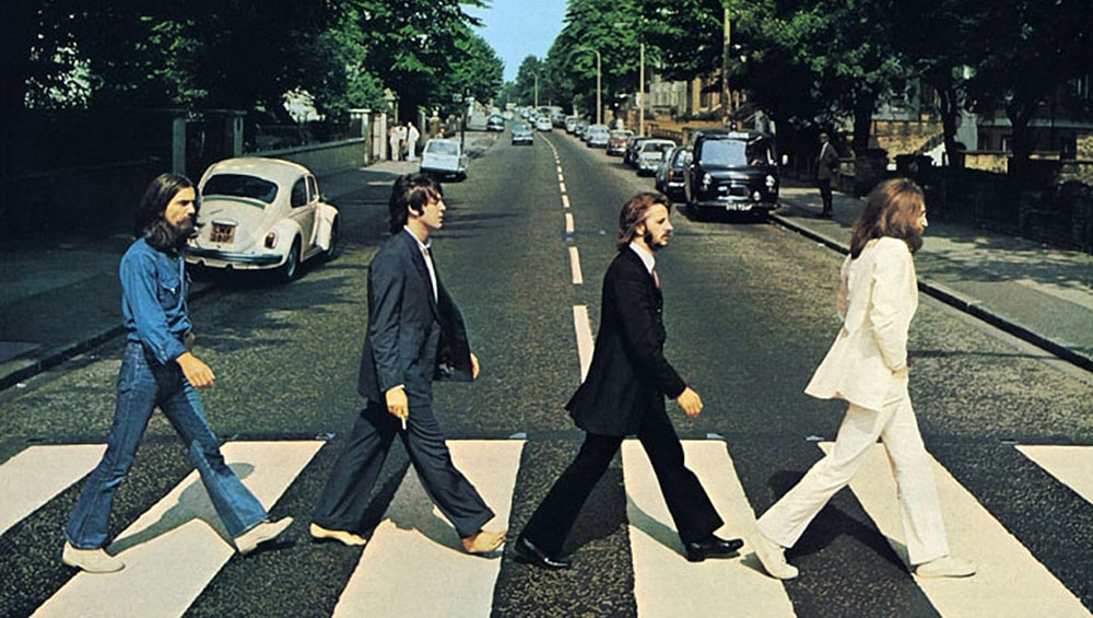 Los Beatles en streaming