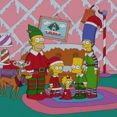 Los Simpson en Nochebuena, capítulo especial