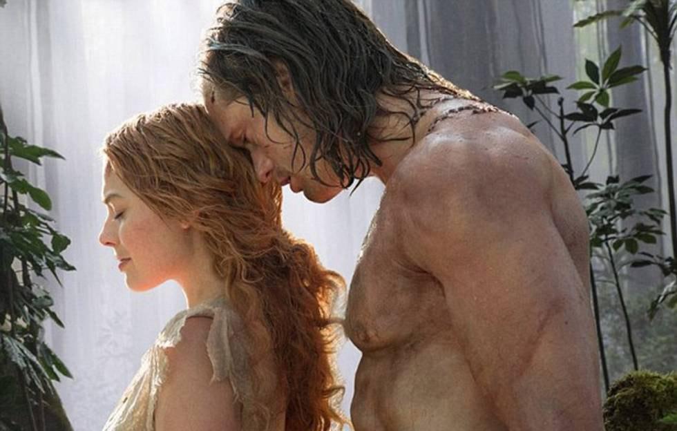 Primer trailer de La Leyenda de Tarzan min