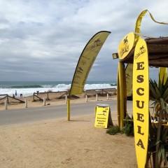 El Palmar Surf. Escuela de Surf