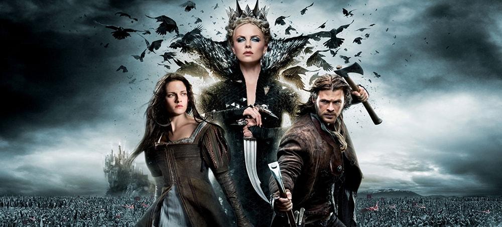 Blancanieves y la leyenda del cazador en Antena 3 min