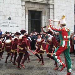 Feria de tapas de San Lesmes 2016; programación