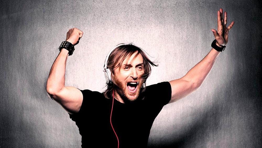 Festival Madrid Dance Island, David Guetta