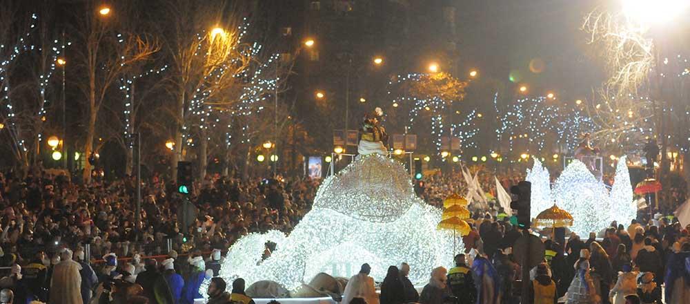 La cabalgata de Madrid en 2016 llenará de magia las calles