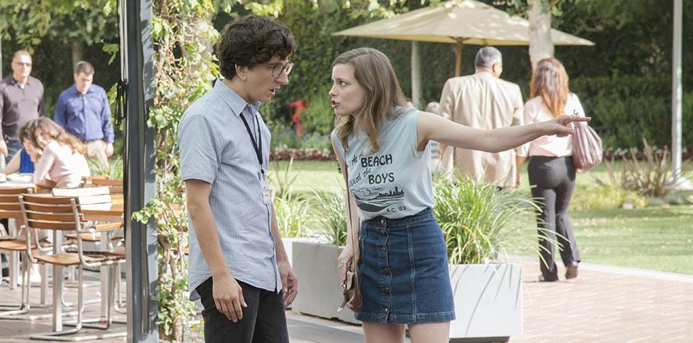 La serie 'Love', en febrero, en Netflix