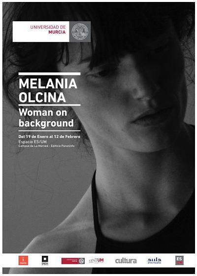 'Woman on Background' de Melania Olcina