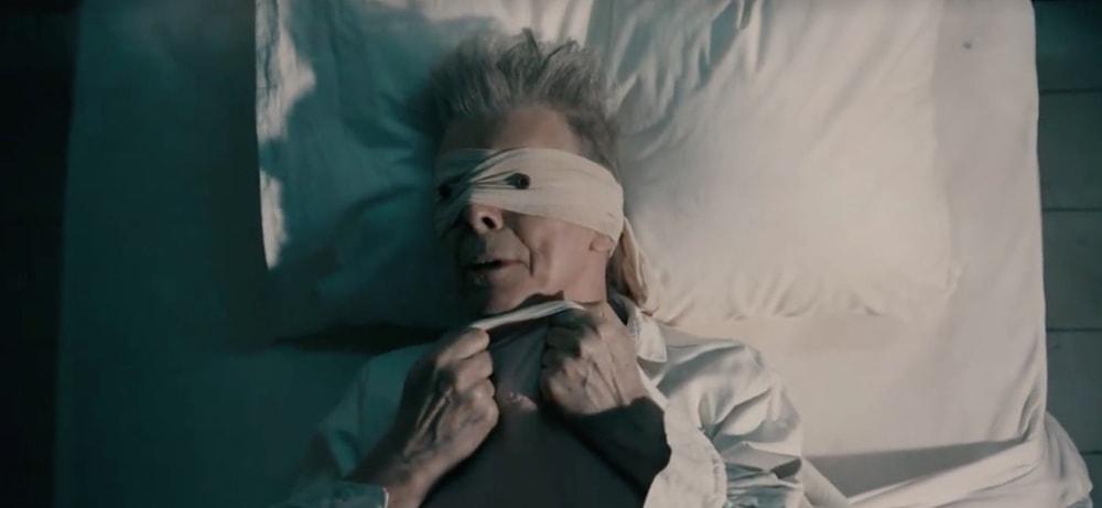 Nuevo videode David Bowie Lazarus min