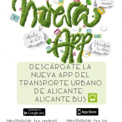 Alicante Bus: la app para moverse en autobús por Alicante