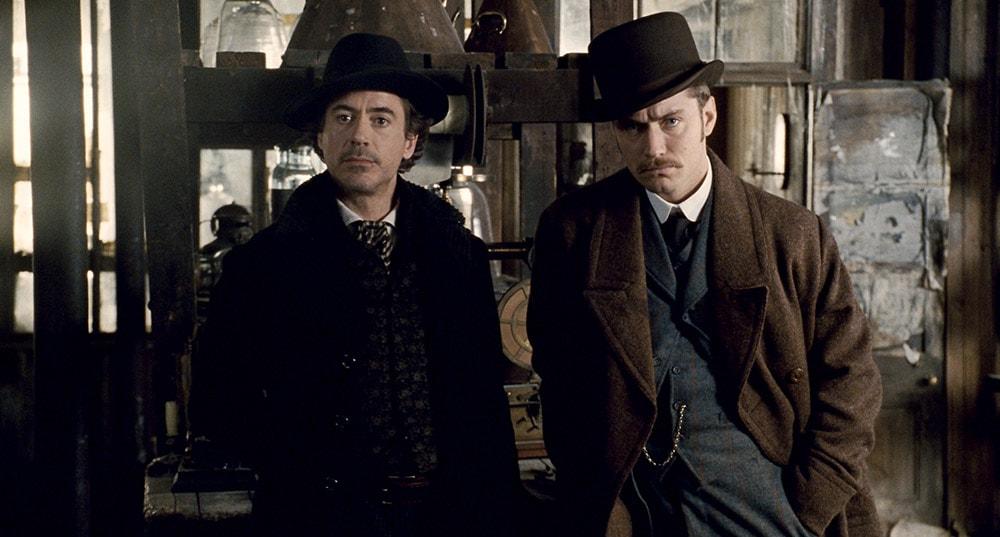 Sherlock versus Sherlock en TNT