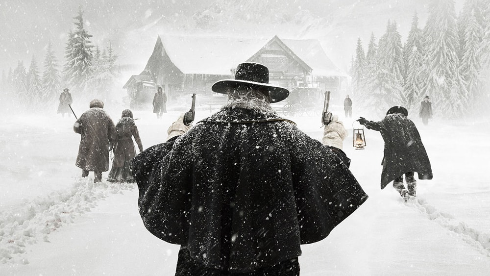 Tarantino en los cines españoles con 'Los odiosos ocho'