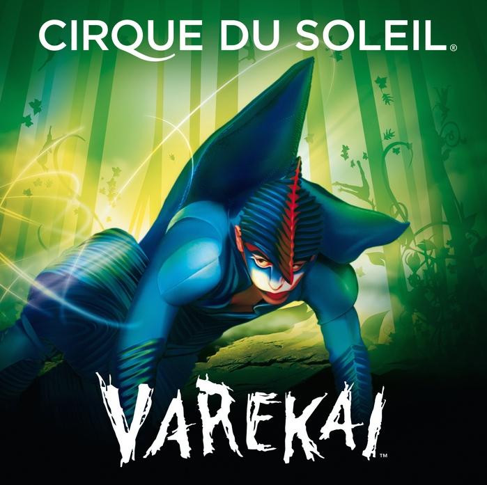 Varekai, nuevo espectáculo de Cirque Du Solei en Vitoria