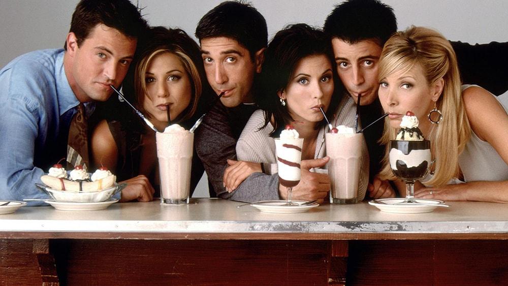 Vuelve 'Friends', 12 años después