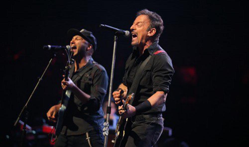 Entradas para los 3 conciertos de Bruce Springsteen en España
