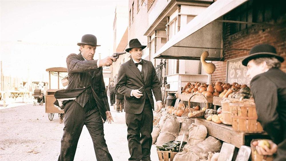 El origen de la mafia Nueva York
