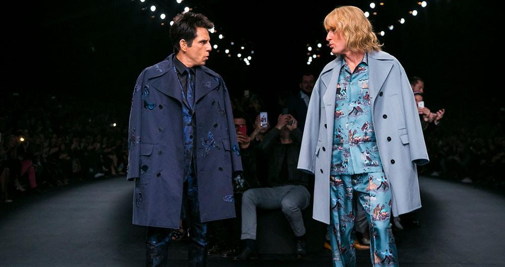 Estreno de 'Zoolander 2'; la cartelera más «fashion»