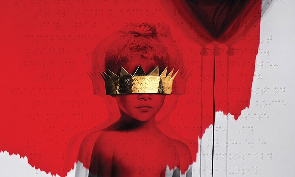 Nuevo disco de Rihanna, Anti