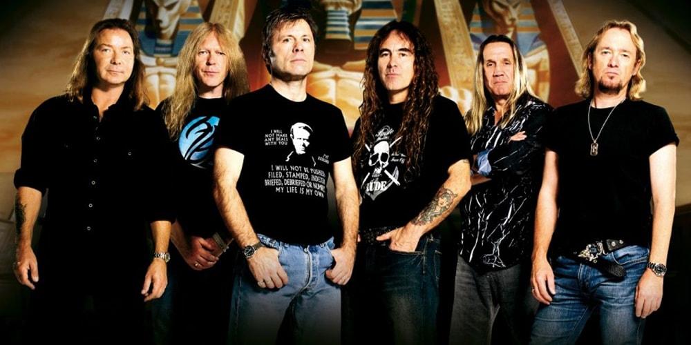 Venta de entradas para el concierto de Iron Maiden en Sevilla