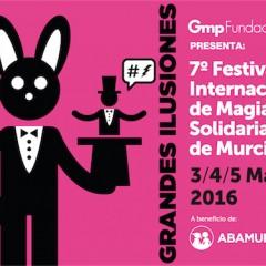 Grandes Ilusiones, Festival Internacional de Magia Solidaria