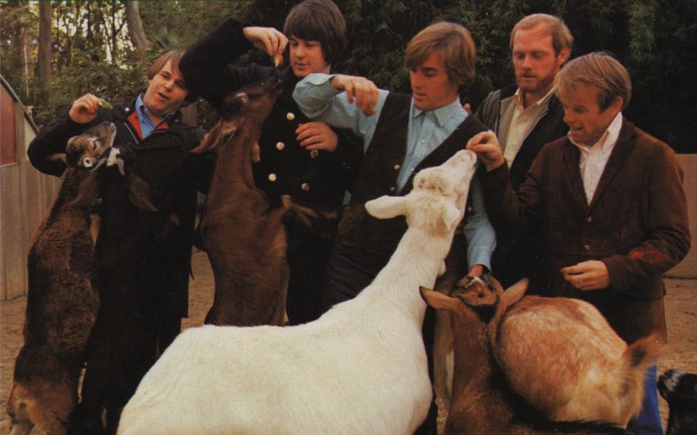 50 aniversario del Pet Sounds de Beach Boys