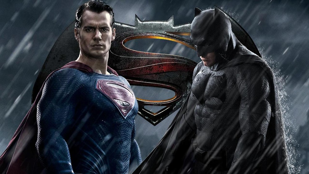 Banda sonora de Batman v Superman min
