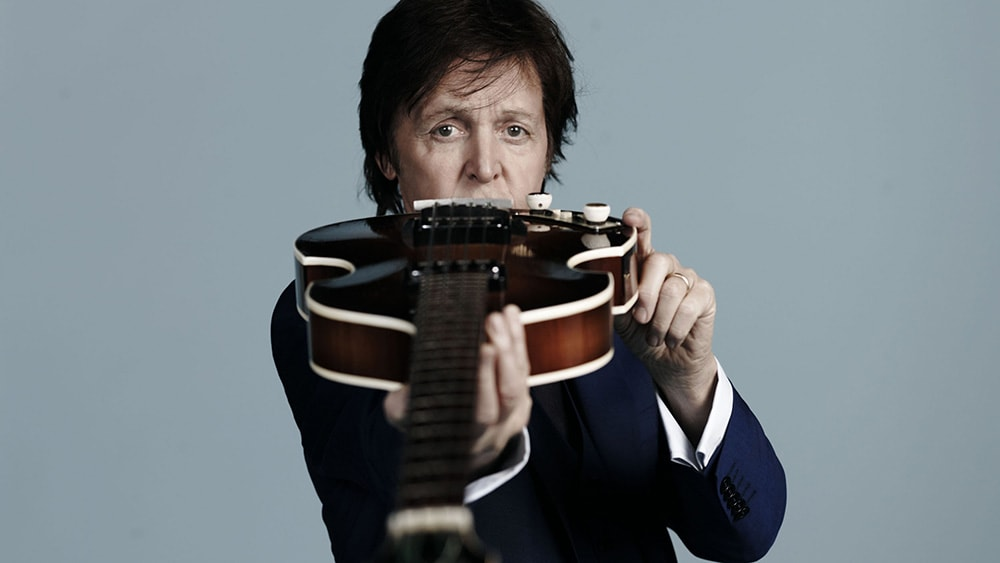 Comprar entradas para Paul McCartney en Madrid