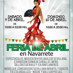 RIOJA – OLÉ, Feria de abril