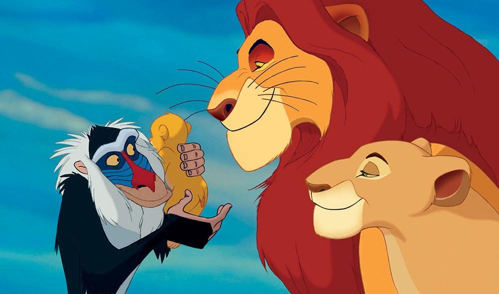 El disco We Love Disney incluye temas de El Rey Leon min