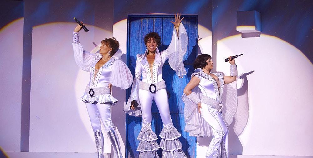 Disco De Mamma Mia El Musical Con Las Canciones En Español La Guía Go