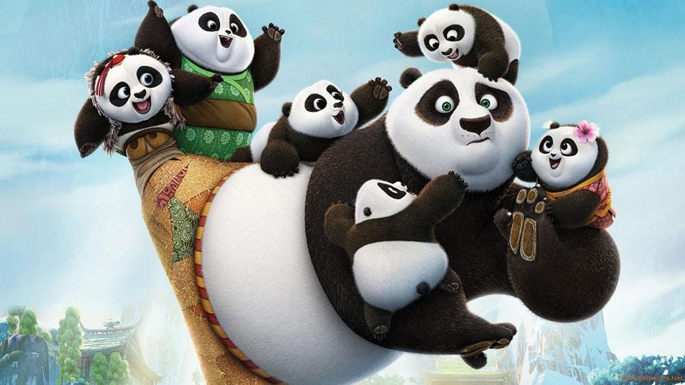 'Kung Fu Panda 3' en los cines españoles, estrenos de este viernes