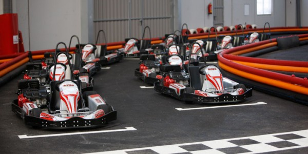 Karting Indoor Burgs