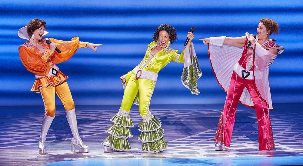 Musical Mamma Mia! en la Aste Nagusia 2016