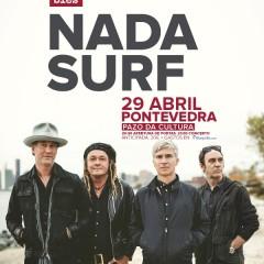 Nada Surf concierto en Pontevedra