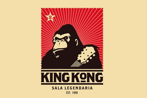 Sala King Kong 600x400