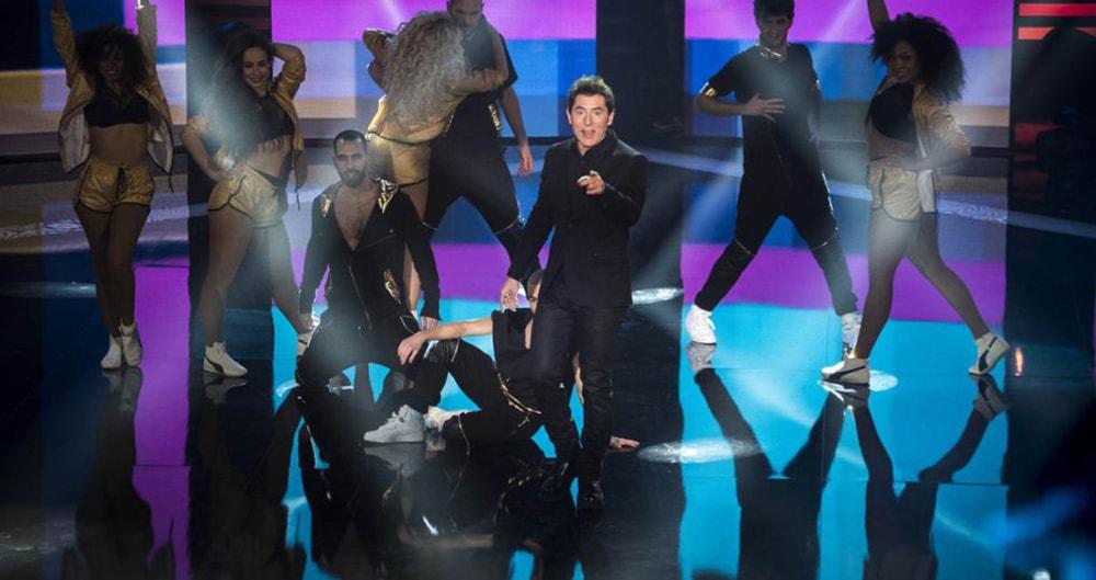 Top Dance con Manel Fuentes