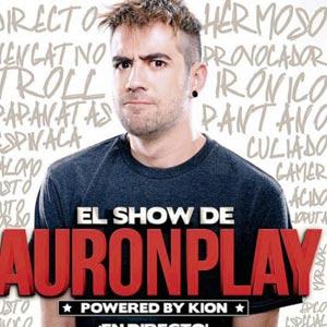 El Show de AuronPlay de Youplanet