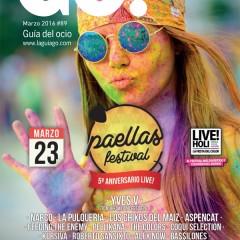 Revista GO! Alicante, Elche y provincia – Marzo 2016