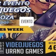Urano Games Week 2016
