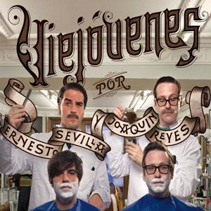 'Viejóvenes' Joaquín Reyes y Ernesto Sevilla