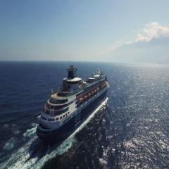 El crucero «Monarch» atracará en Getxo