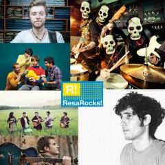 Llega una nueva edición de RESA ROCKS!, consigue aqui tu invitación.