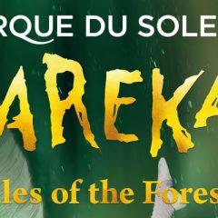 Varekai, Cirque du Soleil en Zaragoza
