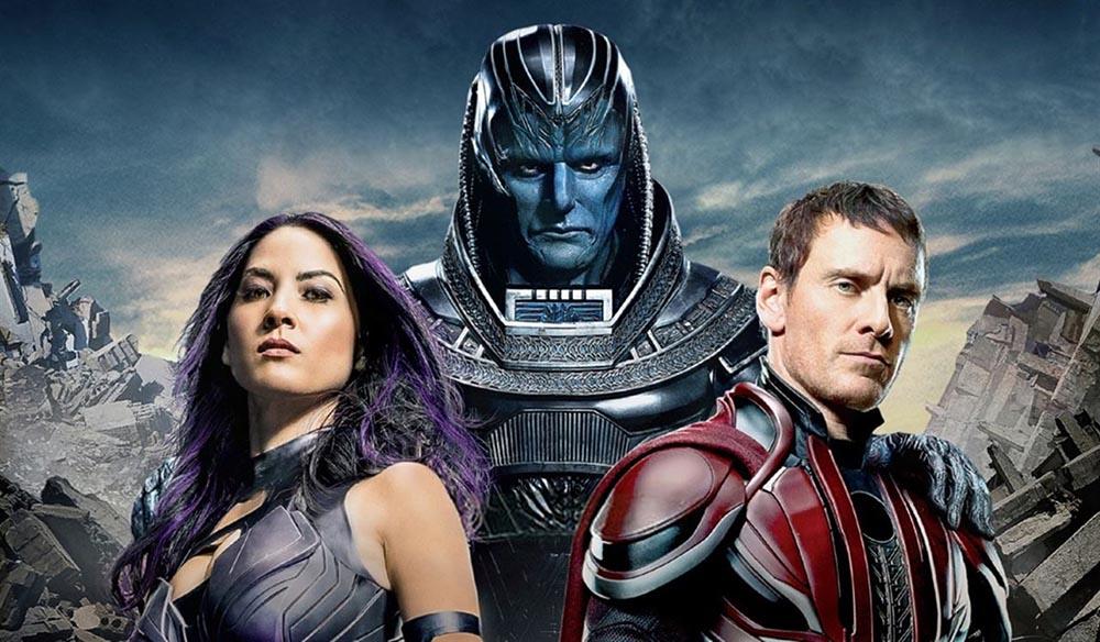 La nueva película de los X-Men llega a España