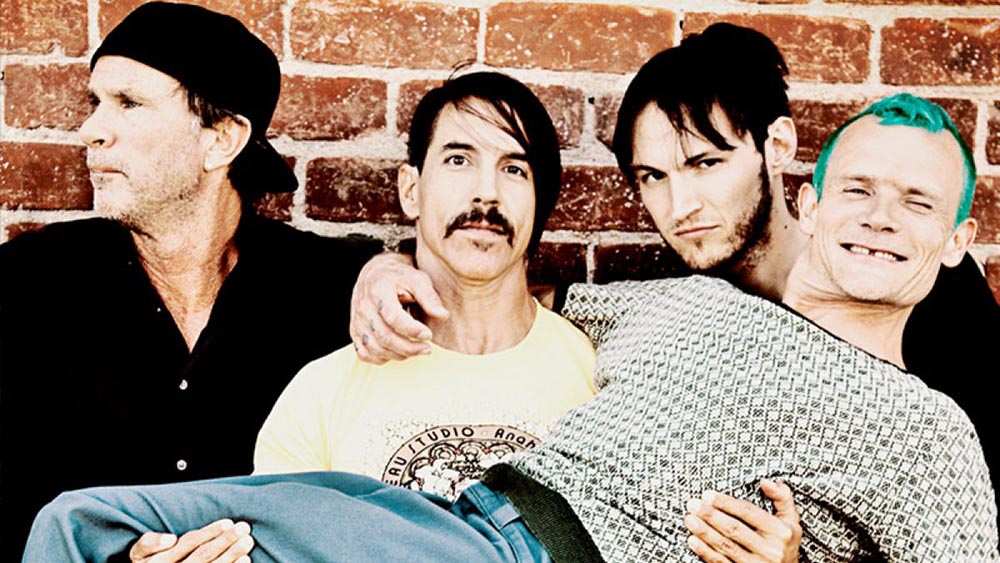 Nuevo disco de Red Hot Chili Peppers min