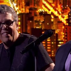 Andreu Buenafuente y Pedro Guerra cantan a dúo con letra de Rajoy