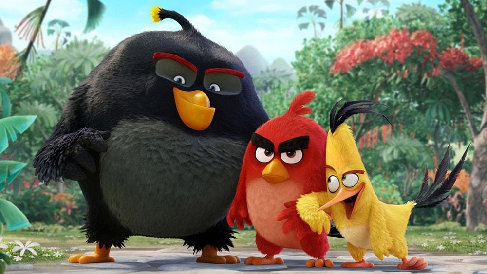Película de Angry Birds